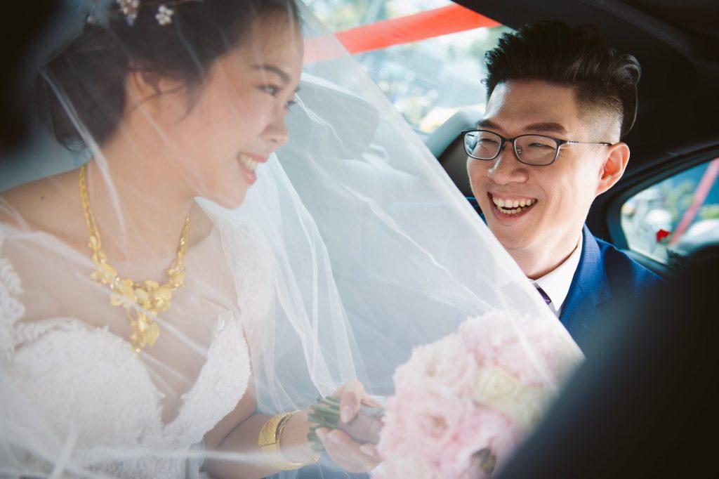 婚禮紀錄照片