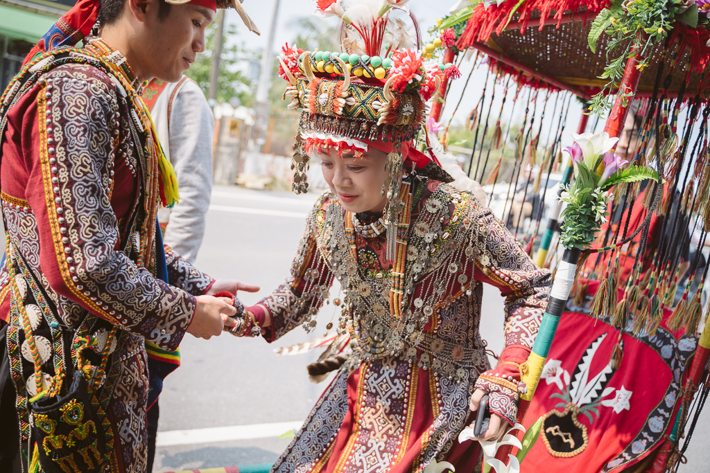 原住民婚禮