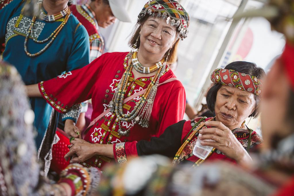 原住民婚禮紀錄