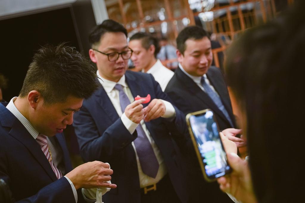 漢來飯店婚禮紀錄